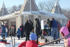 10th Annual Lake Harriet Winter Kite Festival