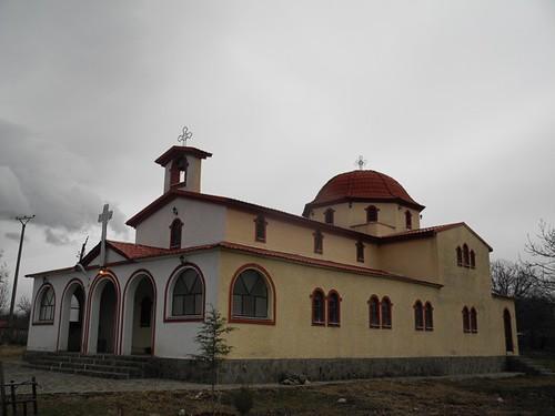 Biserica Ortodoxă din Borova, Albania