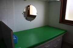 Salle de changes