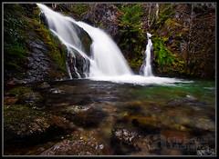 Sullivan Creek  Falls photo by Konejita
