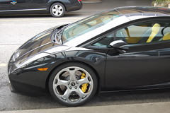 Lamborghini Gallardo from the side photo by marcel_rulz