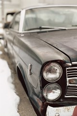 Galaxie by Minolta Maxxum 50mm f1.7 photo by digital<>analog