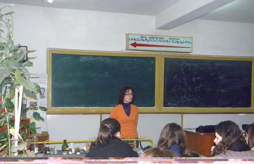 De retour en classe
