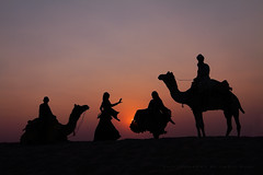 Dancers of the Desert photo by Sayid Budhi