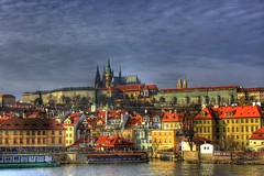 Prague Castle (HDR) photo by Stephan Neven