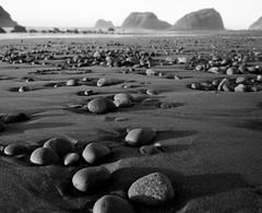 Beach in New Plymouth photo by Attila Tóth Swords