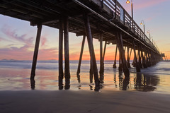 The Pier photo by x-ray tech