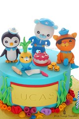 Octonauts photo by Little Cottage Cupcakes