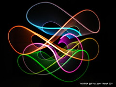 Light Painting photo by MG/BS4