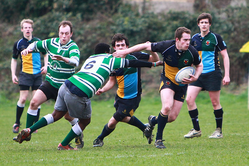 Hackney RFC 1st vs Hendon-16