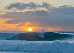 Sunset Surfing photo by andreaskoeberl