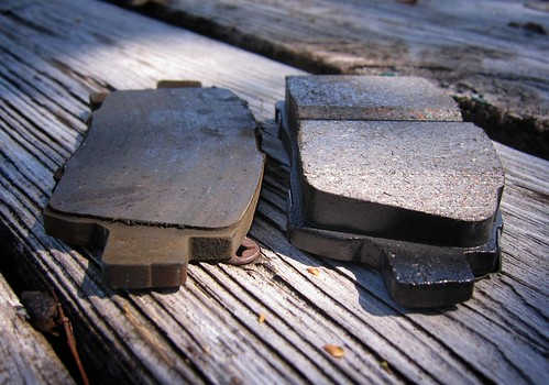 2005 Scion XB Brake pads and shoes
