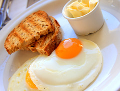 Breakfast! photo by Andrea Kennard