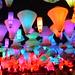 Ceiling Lights at Blush Night Club-Photo by KC Leung