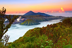What nature delivers to us is never stale because it has eternity in it. Bromo - Tengger - Semeru National Park photo by tropicaLiving - Jessy Eykendorp