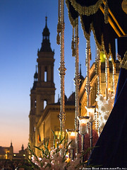 Domingo de Ramos 2011. Humildad. Zaragoza photo by Jorge Sesé (ASemTa Fotografía Cofrade)