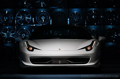 Ferrari 458 Italia photo by Stefan Solakov