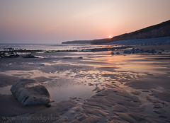 LLANTWIT MAJOR BEACH, WALES.    EXPLORE #306 photo by IMAGES OF WALES.... (TIMWOOD)