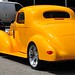1947 Mercury and 1935 Oldsmobile custom coupes