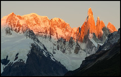 Cerro Torre at Sunrise photo by Waldemar*