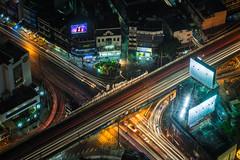 Bangkok Traffic photo by Sandro Bisaro