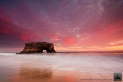 Firestorm - Natural Bridges State Park, California photo by david.richter