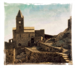 Vintage San Pietro in Portovenere photo by in eva vae