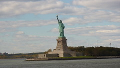 Statue of Liberty, New York, October 2010 photo by PaChambers