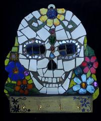 Calaca celeste photo by Mosaicos Color Raiz