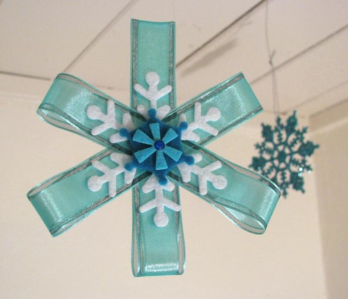 snowflake ornament 3
