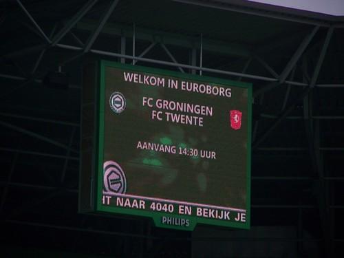 5381302286 a98171fce9 FC Groningen   FC Twente 1 2, 23 januari 2011