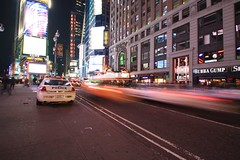 Times Square, New York City photo by lenovo_T500