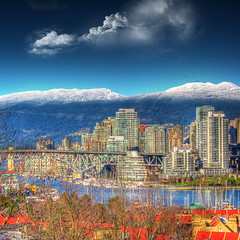 Vancouver photo by Nick Kenrick..