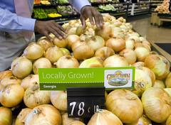 Walmart's locally grown produce photo by Walmart Corporate