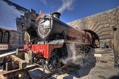 Harry Potter Train photo by Daniel Horande Photography