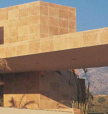 Revestimientos de paredes o fachadas clasificacion for Ceramica para fachadas exteriores