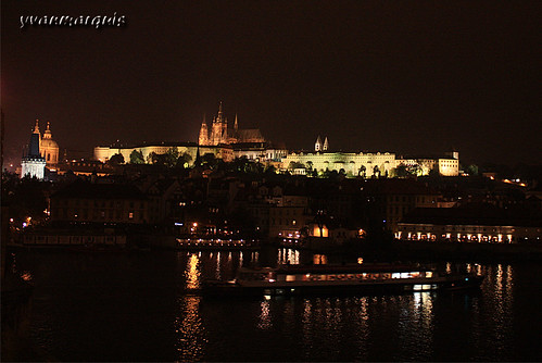 Prague chateau