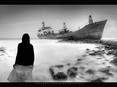 Abandoned (MV Lady Rana) photo by The Eternal Sunshine Art Works