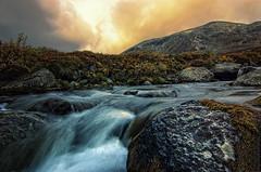 Mountain river photo by Antti-Jussi Liikala