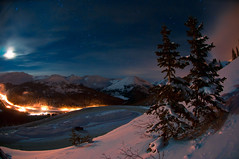 Starlight Mountain Hairpin photo by Mike Berenson - Colorado Captures