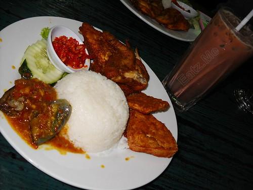 Ayam Penyet Set