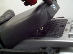 Everyday Riding Bmw R1150gs Seat Removal
