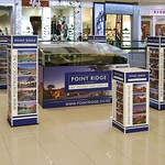 Point Ridge Mall Display