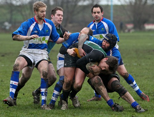 1st XV vs. Old Actonians -34