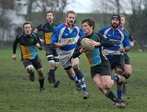 1st XV vs. Old Actonians -43
