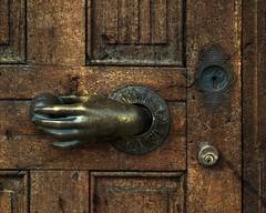 Door and Handle photo by Tom_Brown 6117