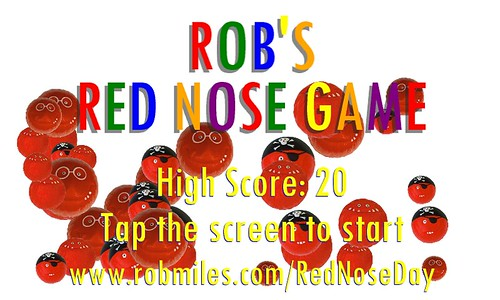 Red Nose Game Screenshot