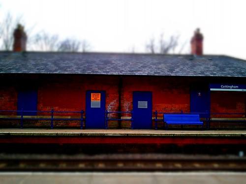 Cott Station