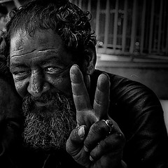 Homeless Victory photo by Laurent Lavì Lazzeresky
