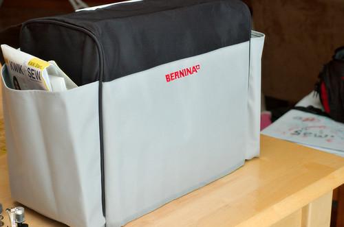 The Bernina 330, My New Machine - Sewing Novice